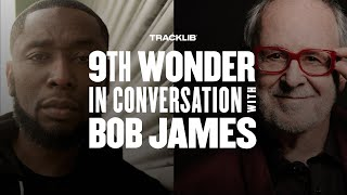 9th Wonder & Bob James in conversation around sampling and getting sampled