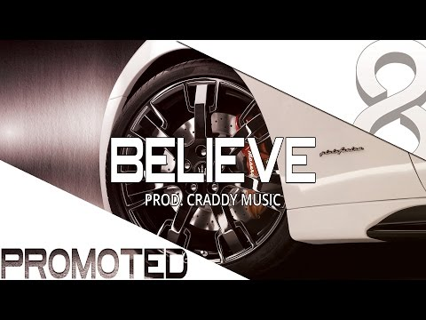 Believe - Dope Hip Hop Instrumental Epic Rap Beat - Craddy Music