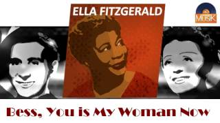 Ella Fitzgerald & Louis Armstrong - Bess, You is My Woman Now (HD) Officiel Seniors Musik
