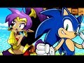 Sonic Adventure SX (SAGE 2018 Preview) | Sonic & Shantae Crossover! (Sonic Fan Games)