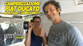 Download lagu Montiamo Il Letto E L Arredamento Nel Furgone Camperizzato Da Noi Fiat Ducato Tickets For Life