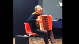 """Omaggio a Pino Daniele: """"Chi Tene 'O Mare"""", Renzo Ruggieri (Solo Accordion)"""