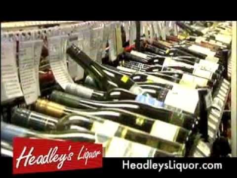 Headleys Discount Liquor Barn Commercial