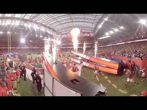 AJC 360 | Falcons take the field at Super Bowl LI
