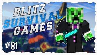 Hypixel Blitz Survival Games Ep. 81!! HORSETAMER IX!!