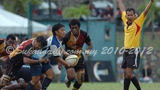 Jonah Jones Sevens 2012: Akhir Cup - Super - Sabah Eagles vs NS Wanderers