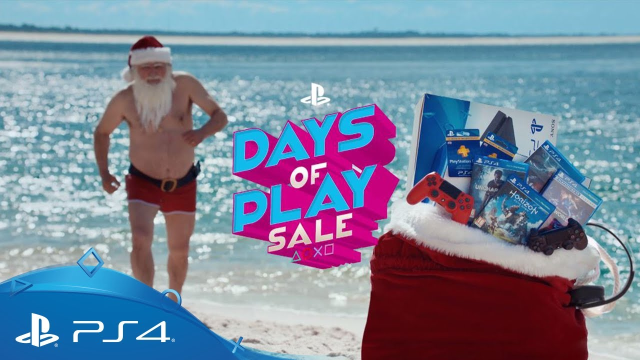 PlayStation Days of Play Sale | Christmas Has Come Early - YouTube