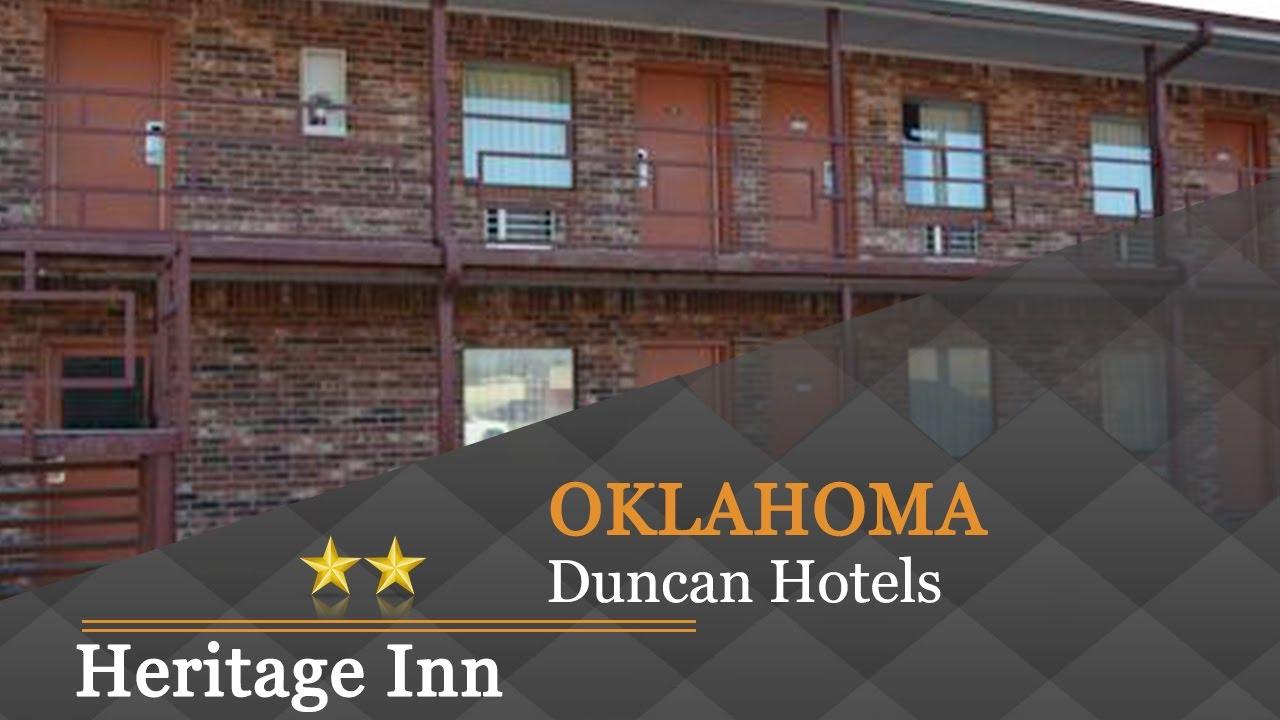 Heritage Inn Duncan Hotels Oklahoma