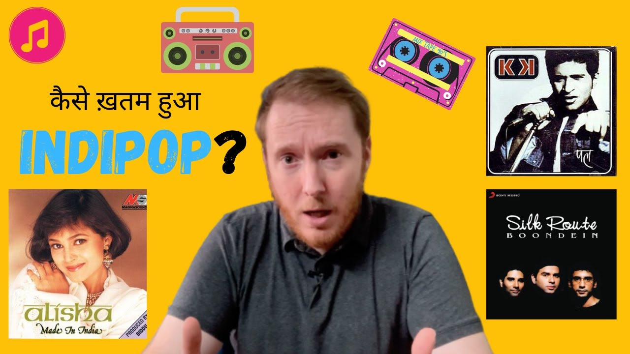 The rise and fall of Indipop | Jamie Alter | Unforgettable Indipop songs | Bollywood vs Indipop