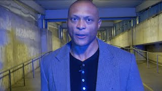 Eddie George Hypes You Up For AFC Divisional Game Vs. Ravens | Tennessee Titans