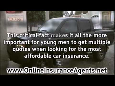 Car Insurance for an 18 Year Old Male - YouTube