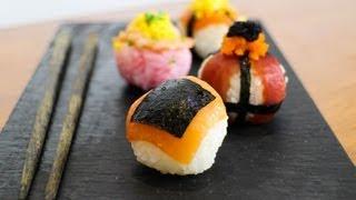 Sushi Balls Recipe