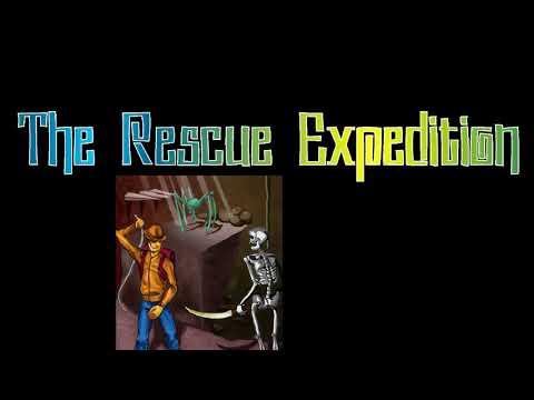 Atari XL/XE - The Rescue Expedition (official trailer)