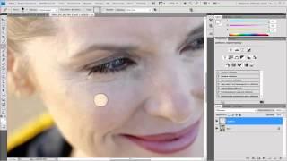 Photoshop Tutorials #5 | Обучение профессиональной ретуши [HD]