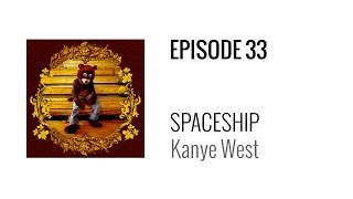 Beat Breakdown - Spaceship by Kanye West (prod. Kanye West) [re-upload]