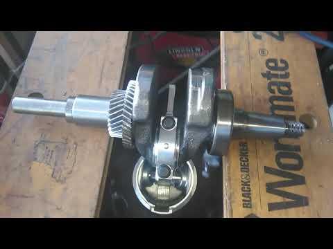 Crank Balancing Explained Single Cylinder