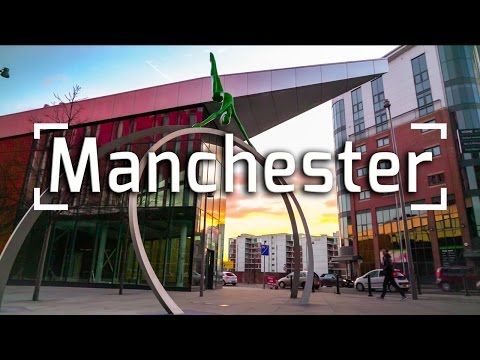 MANCHESTER NORTHERN QUARTER | ENGLAND TRAVEL VLOG #9
