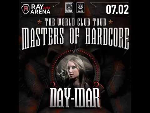 DaY már @ Masters Of Hardcore The Club World Tour Russia