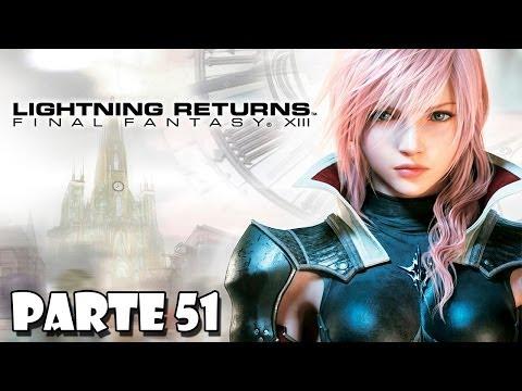 Lightning Returns Final Fantasy XIII Walkthrough Parte 51 - Español (PS3 Gameplay HD)