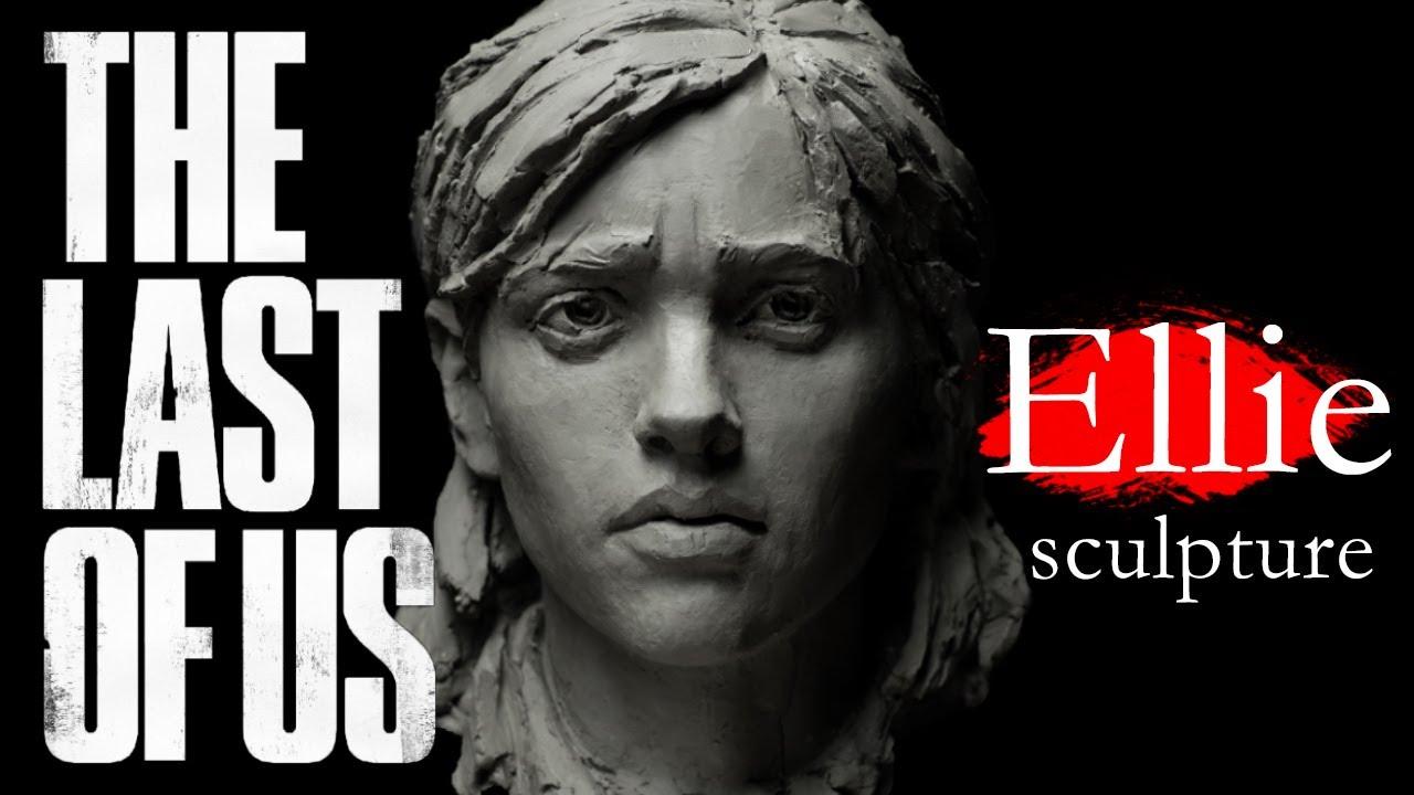 The Last of Us - Ellie Sculpture