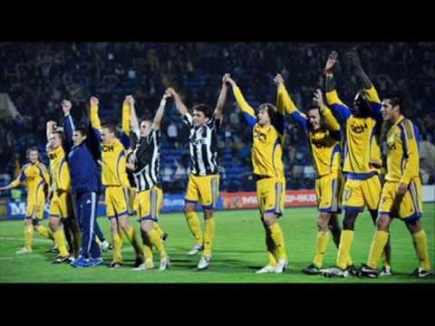 FC Metalist  Kharkiv Anthem - TNMK