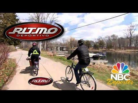 Suba a su bicicleta y vámonos de paseo por Toronto | Ritmo Deportivo | NBC Deportes