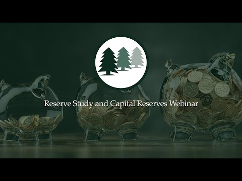 HOA Reserve Studies and Capital Reserves - Everything you need to know