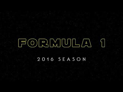 2016 Formula 1 Season Trailer