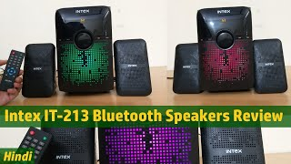 Intex IT-213 SUFB Review - Best 2 1 Speakers Under Rs 2000