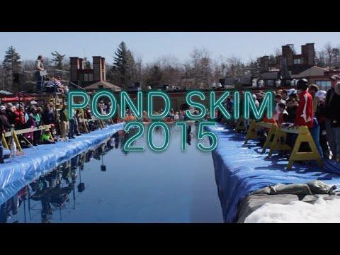 Wachusett Mountain Pond Skim 2015