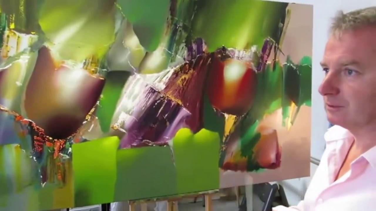 Van Til Alkmaar.Na Interieur Van Til Alkmaar Of Jan De Bouvrie N Modern Schilderij Arie Koning Alkmaar