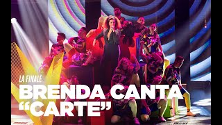 "Brenda Carolina Lawrence  ""Carte"" - Finale - The Voice Of Italy 2019"