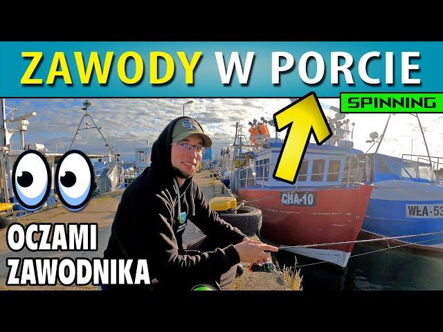 ZAWODY ➤ Portowy Spinning - Władysławowo wrzesień 2021