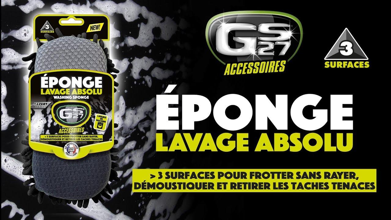 GS27 Microfibre de lavage