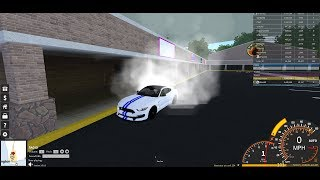 Roblox Ultimate Driving: New Burnout Effects And Tire Tracks Are Out!!
