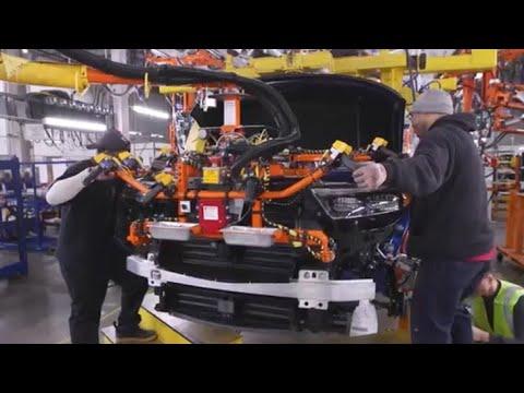 How it's made; 2020 Ford Explorer - CAR TV TFLNOW DIY GARAGE Auto Show Doug DeMuro