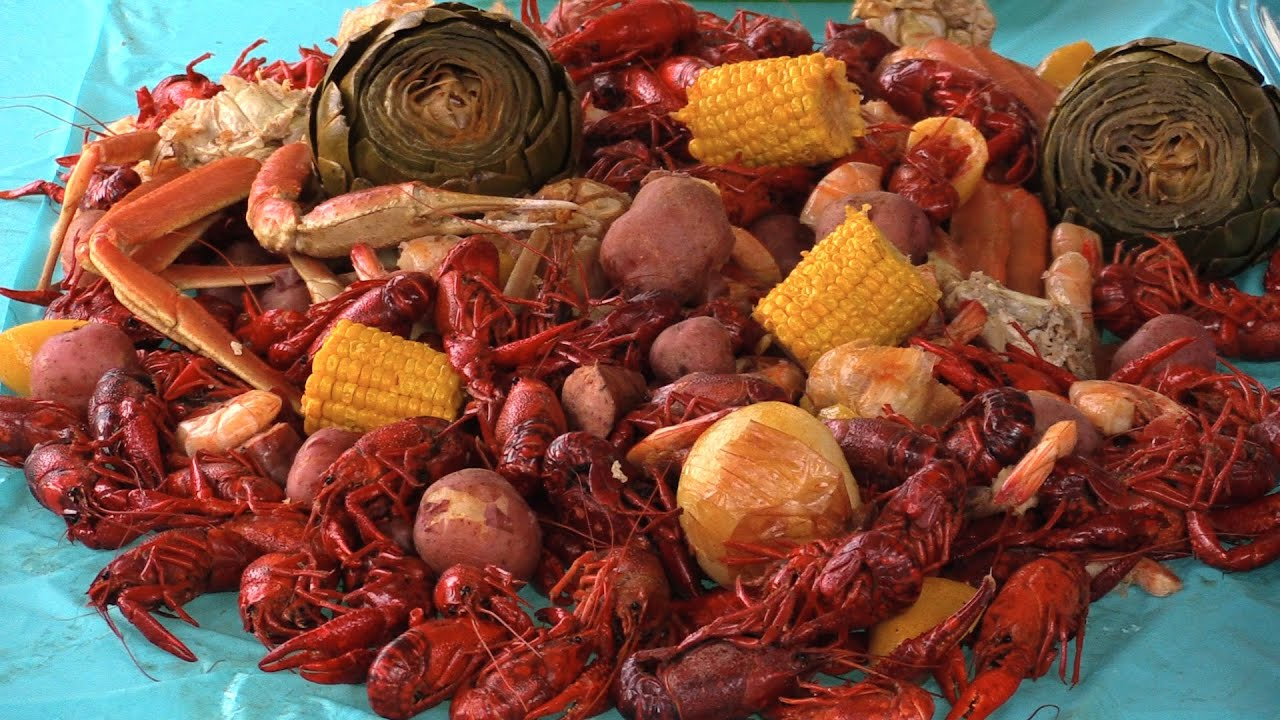 Crawfish Boil 2016  Howto Video