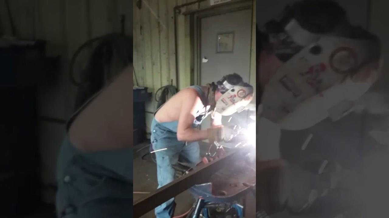 welding girls Sexy