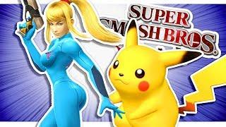 【 SUPER SMASH BROS Subspace Emissary 】 BLIND! - Super Smash Bros. Brawl