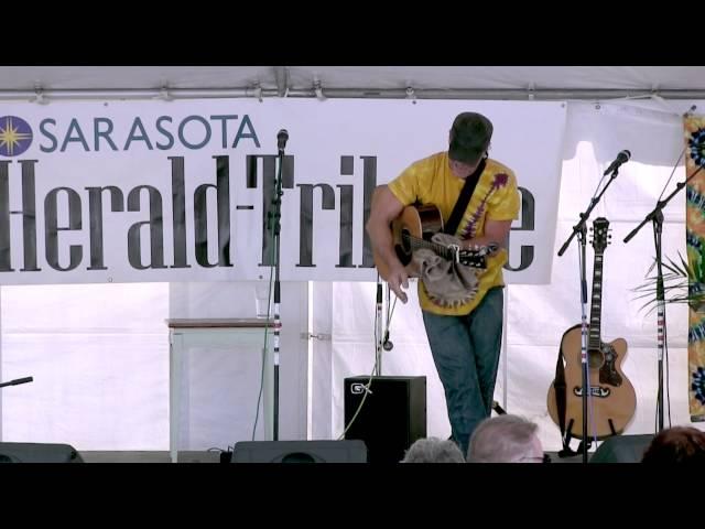 Brian Smalley @ Sarasota Folk Fest 2015