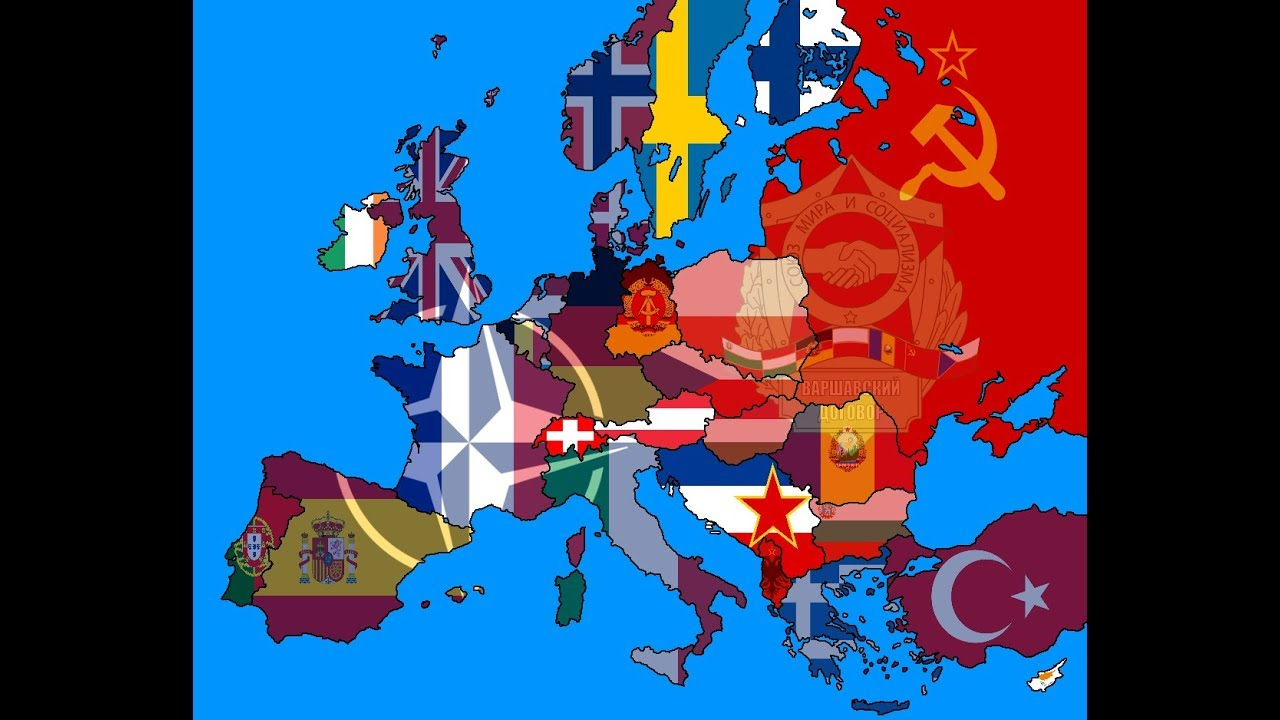 Flag Map Sdart - Cold War in Europe Cold War Map Of Europe Before After on map of berlin after cold war, political map of the cold war, map of europe after world war two, map of europe cold war water, world map after cold war, map of europe during wwii, western europe cold war,