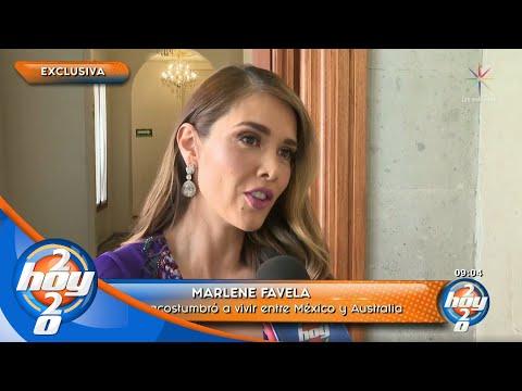Marlene Favela confiesa que no planea tener más hijos | Hoy