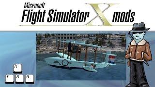 Flight Simulator X Plane Spotlight - Vickers Viking X