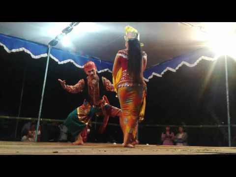 Lengger sontoloyo taruna budaya andini