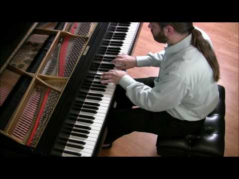 Clementi: Sonatina in F major, op. 36 no. 4 (complete) | Cory Hall, pianist-composer