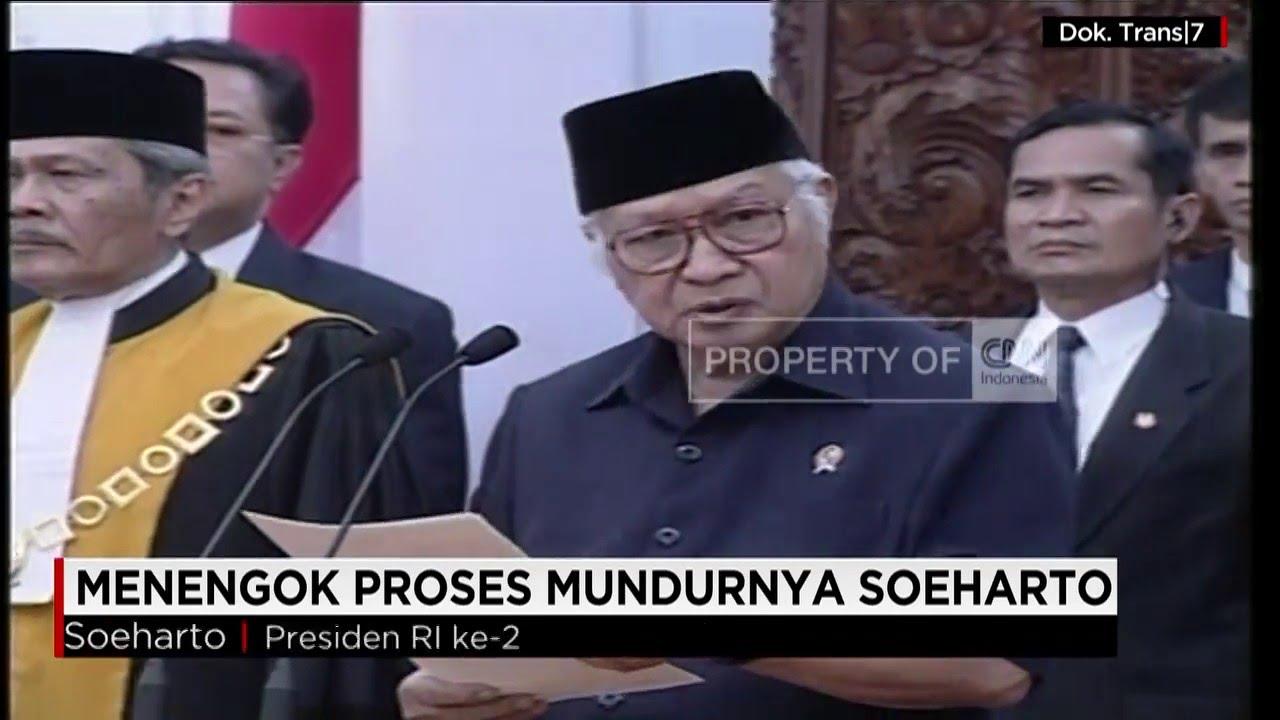 Download Detik-detik Lengsernya Soeharto dari Presiden RI