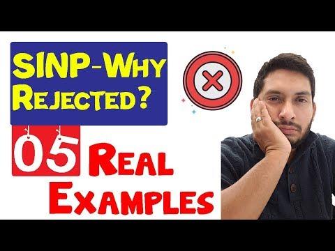 SINP Program In Saskatchewan. How To Avoid SINP Rejections / Refusals