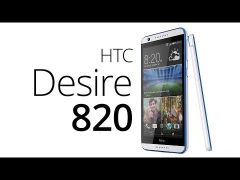 HTC Desire 820 (recenze)