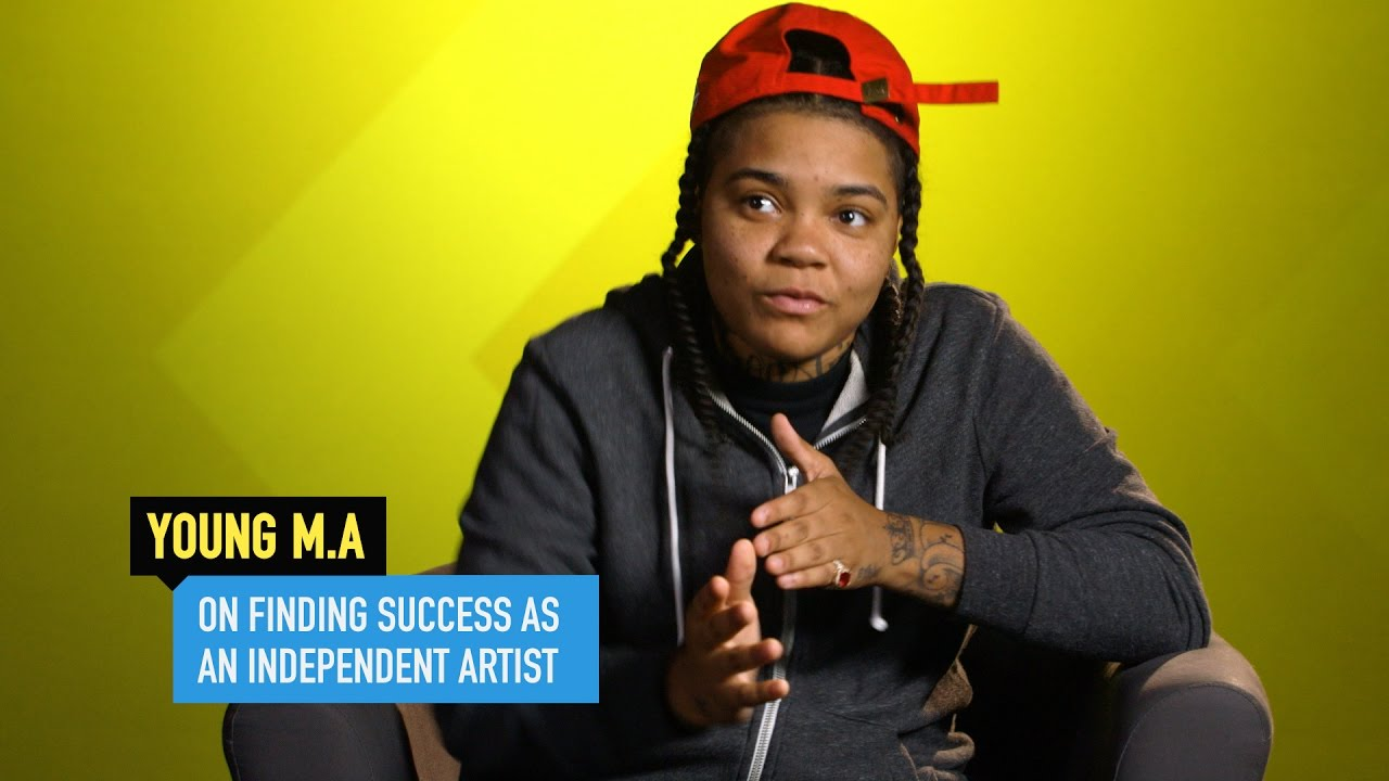 Young M.A on Being an Independent Artist