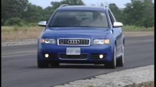 Audi S4 Avant (2003) Videos